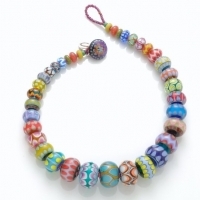 zig-zag necklace